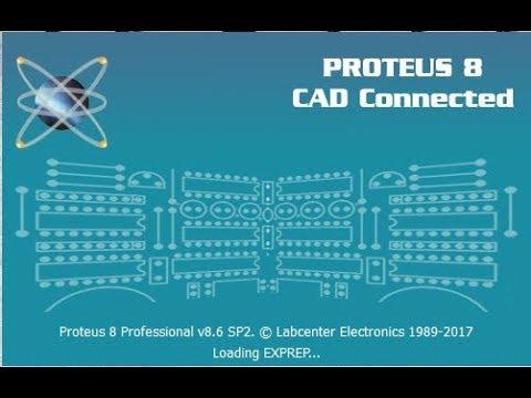 Proteus 8.9 logo
