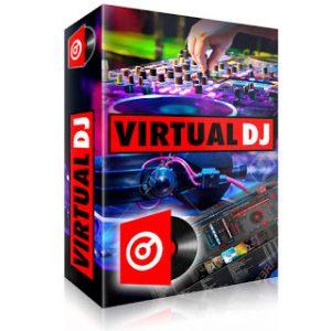 Virtual DJ Pro Infinity logo