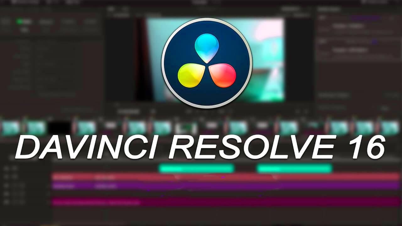 DaVinci Resolve Studio 16.2.7.8 Full Crack 2020 Free Download [Activated]