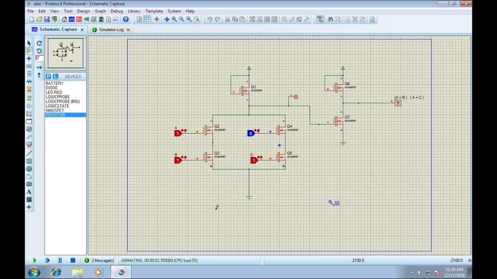 proteus screenshot 1