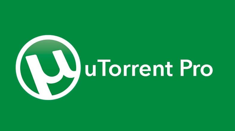 uTorrent Pro logo