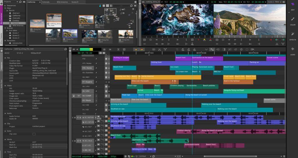 Avid Media Composer screenshots 3