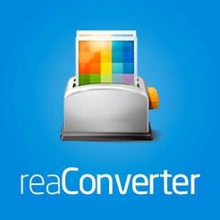 ReaConverter Pro logo