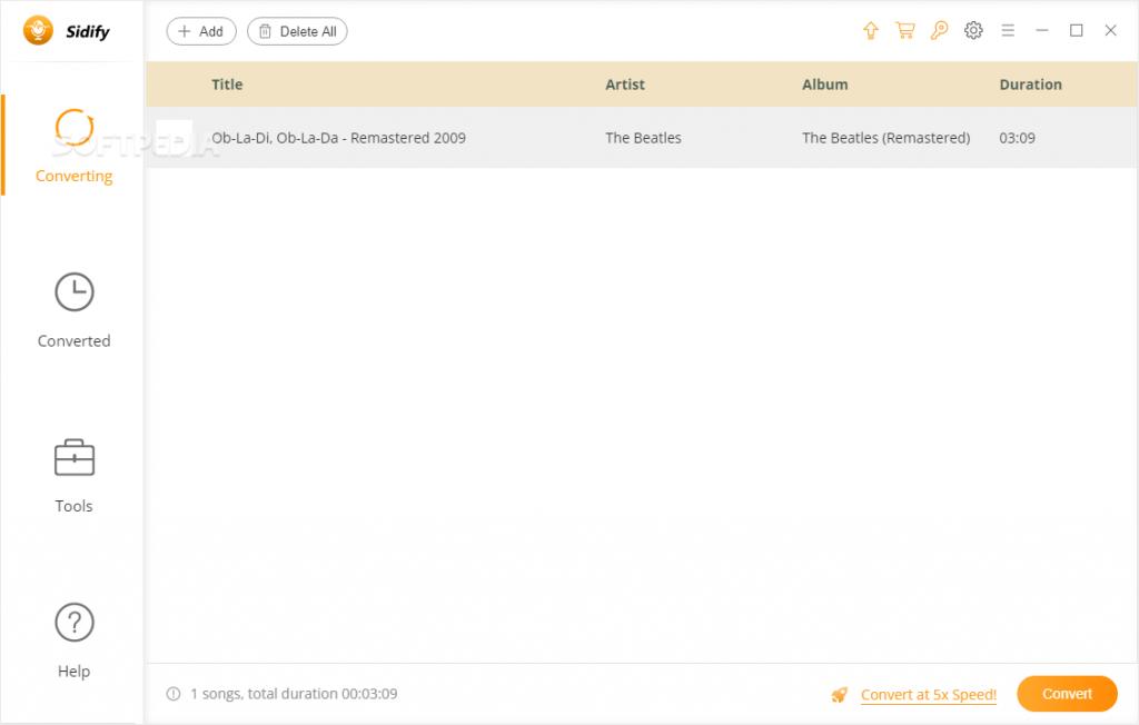 Sidify Music Converter screenshots 3