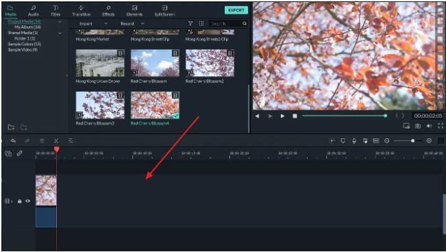 Wondershare Filmora screenshots 3