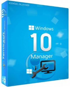 Yamicsoft-Windows-10-Manager log