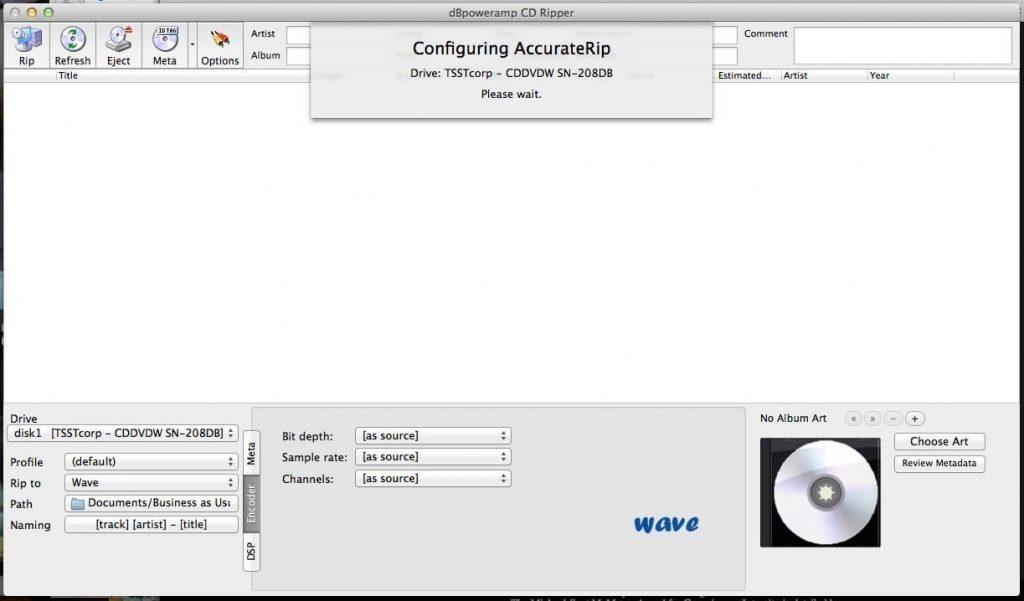 dBpoweramp Music Converter screenshots 7