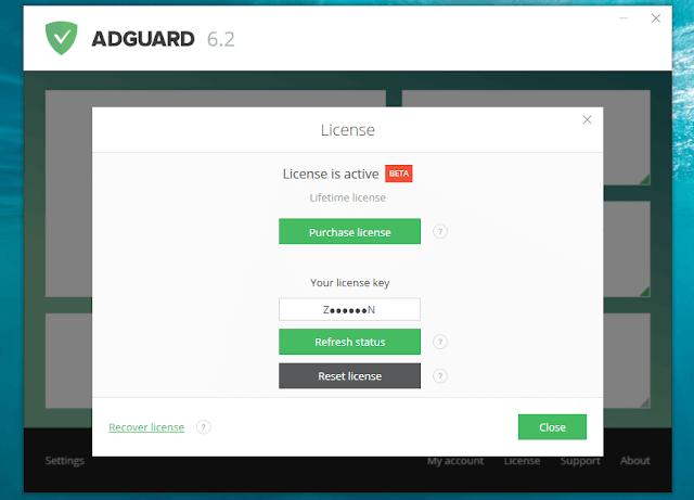 adguard premium screenshots