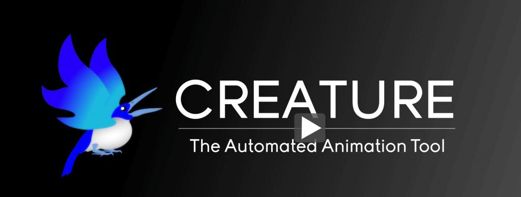 creature animation pro logo